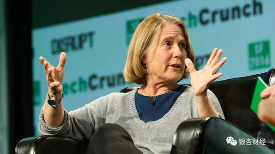 谷歌云前CEO Diane Greene